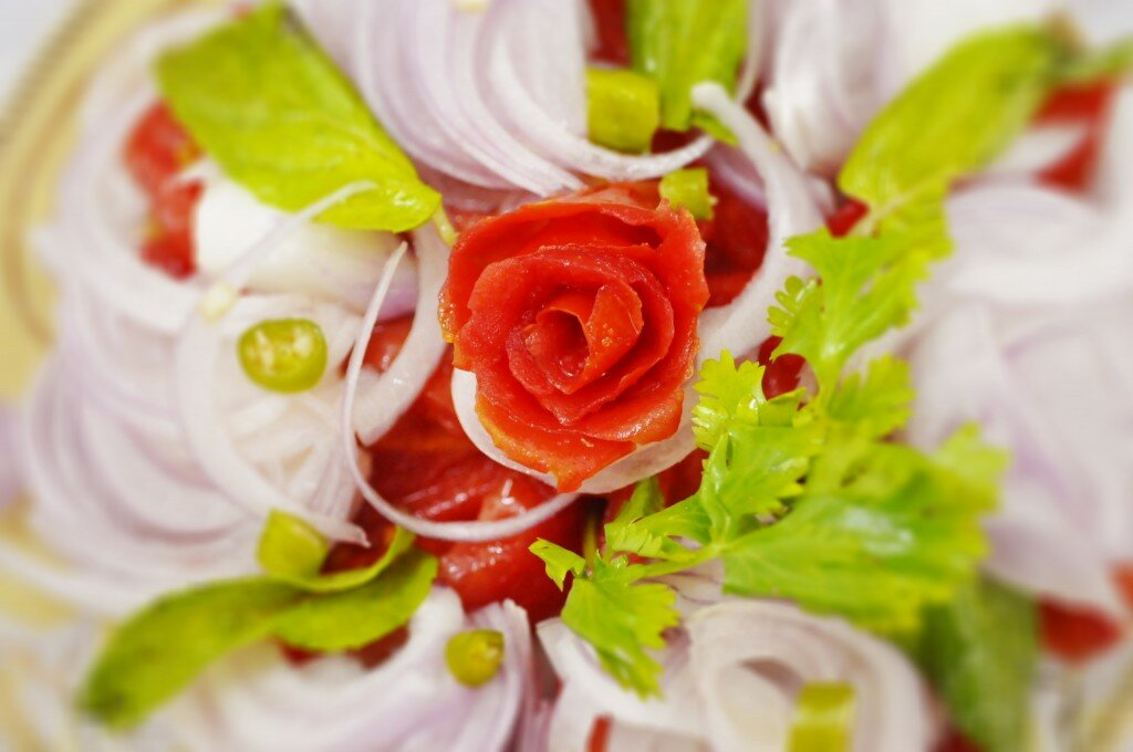 Onion Salad Recipe